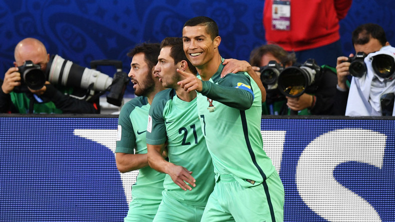 Russia 0-1 Portugal Ronaldo-inspired Portugal beat hosts record 1st ever victory in Russia
