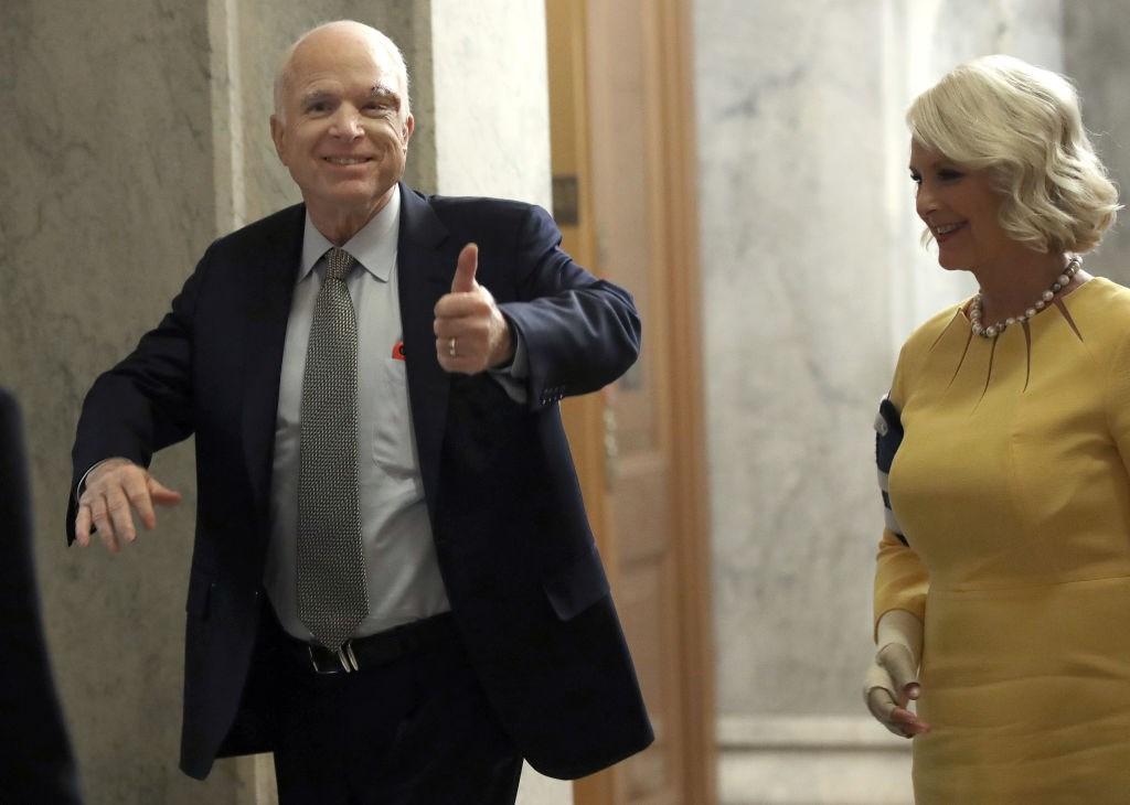 No Hero Here: John McCain and the Doom of Empathy