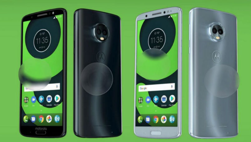Moto E5 Render Leaked, Shows Off Rear-Mounted Fingerprint Sensor