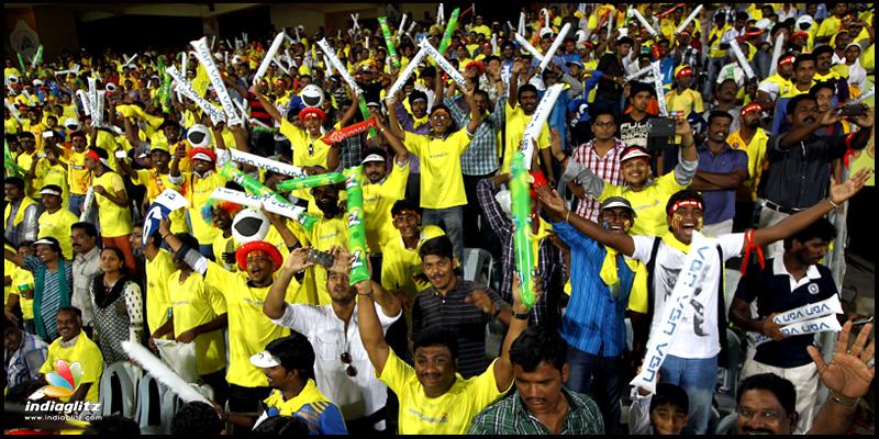 No more IPL matches in Chennai this season