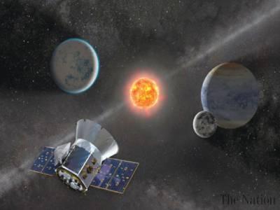 Nasa's new planet-hunter to seek Earth-like worlds